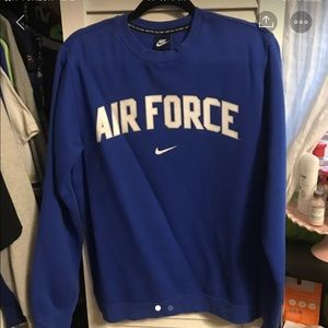 Air Force Academy Nike Crewneck